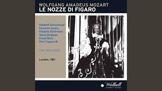 Le Nozze Di Figaro K 492 Act Iv Act Iv Scene 8 Aria Aprite Un Po Queglocchi Figaro