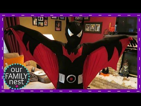 ONE OF A KIND BATMAN COSTUME