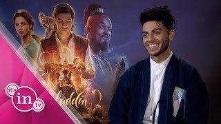Download ″Aladdin″-Star Mena Massoud im Interview Video