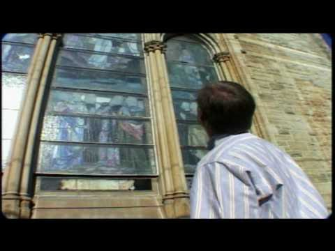 Restoration of a Tiffany Stained Glass Window~~Part 1