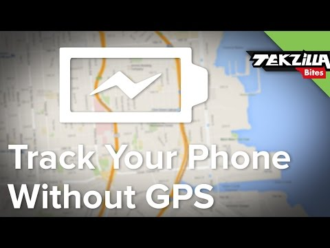 Track Your Phone Without Draining the Battery!