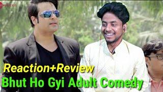 Sharma ji ki lag Gayi Trailer | Reaction | Krishna Abhishek,Mughda Godse,Shweta Khandari |