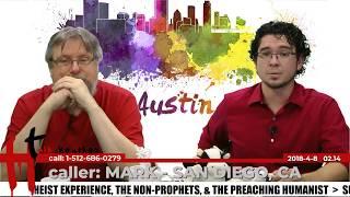 Talk Heathen 02.14 with Eric Murphy and Denis Loubet