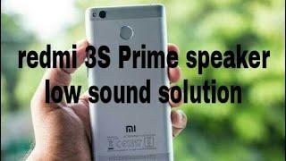 xiaomi 3s prime Speaker(Sound) problem - Speaker Replacement- 100