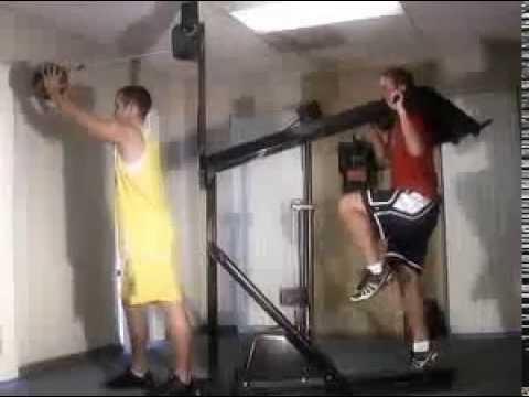 Basketball vertical jumping Leaper