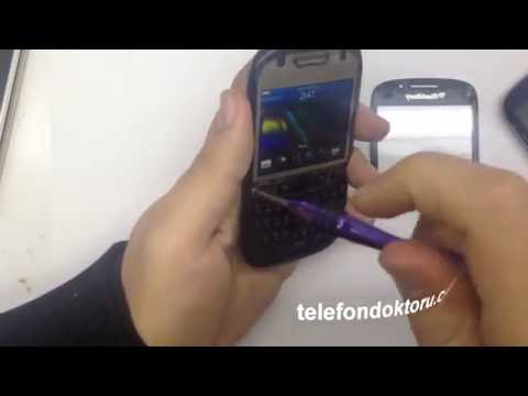 Blackberry 9220 Disassembly