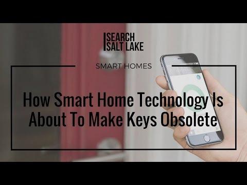 How Smart Home Technology Will Make Keys Obsolete