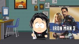 Iron Man 3 Blu-ray/digital Hd Unboxing
