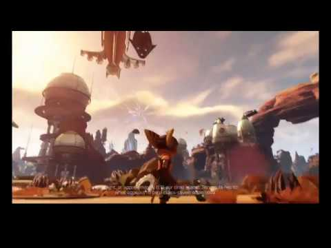Ratchet and Clank Walkthrough