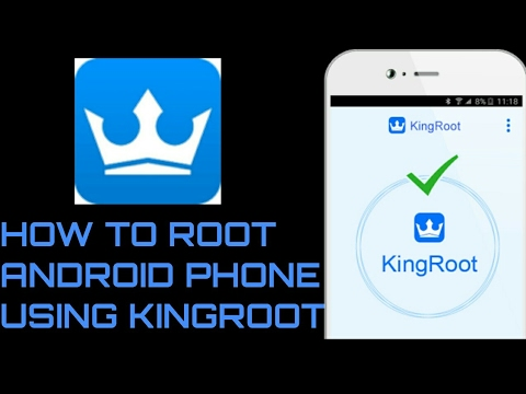 How to ROOT android phone using KINGROOT 2018 - playithub com