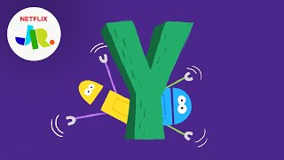 Letter Y   StoryBots ABC Alphabet for Kids   Netflix Jr