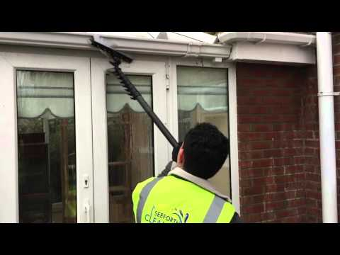 SeeForth Cleaning Conservatory Clean