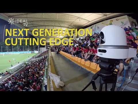 Multi Cam Live Sports Production Service - Ideal Live