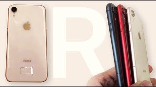 iPhone Xr Colors Are Gorgeous! First Look
