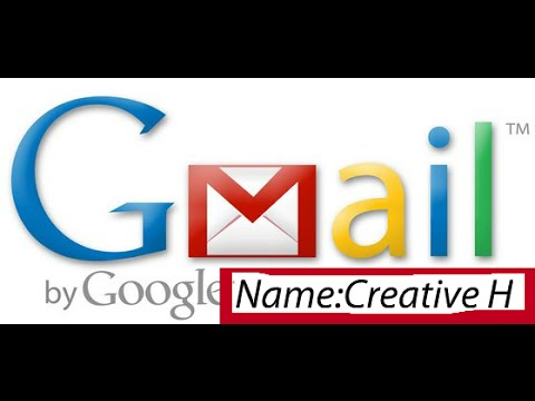 How to change your Gmail I'd name in android (New Method)