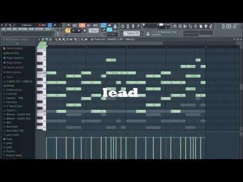 how to make avicii style fl studio 12 Tutorial