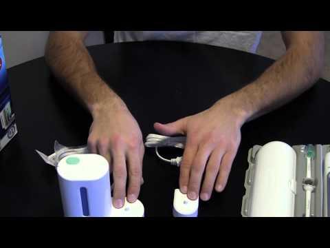 Unboxing:  Philips Sonicare FlexCare Plus