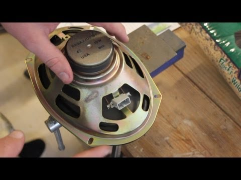 How to Replace Rear Speakers Honda Civic
