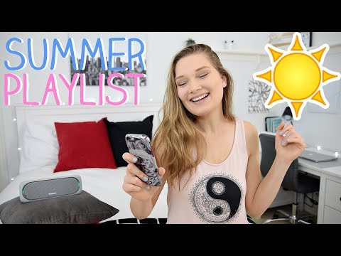 Summer Music Playlist 2018