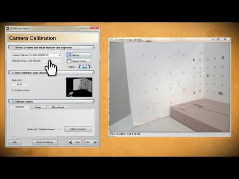 How to make a 3D scanner