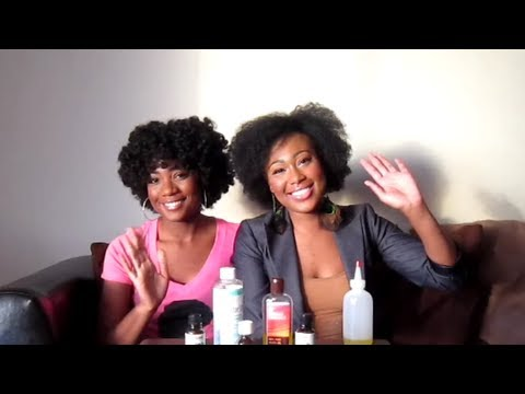 DIY| 100% Natural Oil Mix For HAIR GROWTH and Dry Scalp Treatment!!!
