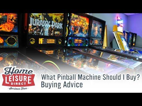 What Pinball Machine Should I Buy?