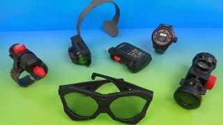 2014 Spy Gear Set Of 6 Mcdonald