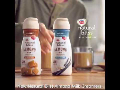 Our New Almond Milk Creamer Is Ready To Stir Things Up!