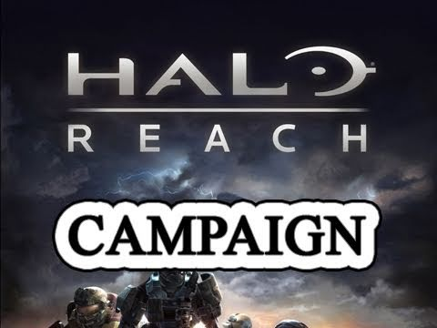 Halo: Reach Long Night of Solace Walkthrough (Mission 6 - Legendary Difficulty Part 3 of 3)