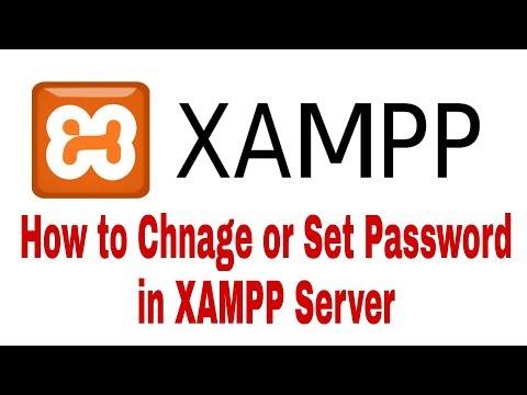 How to Set /Change Password in XAMPP Server , MySQL