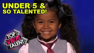 AMAZING Kids AUDITIONS That MELT THE JUDGES HEARTS!