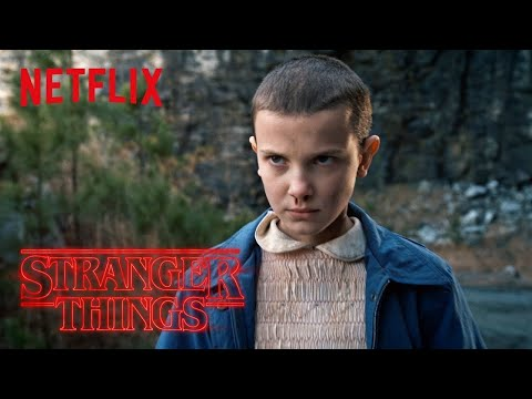 Stranger Things Rewatch   Clip: Eleven Saves Mike   Netflix