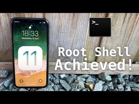 iOS 11.3 Kernel Exploit + Root Shell | 11.2 Kernel Info Leak (X18-leak) Jailbreak Update