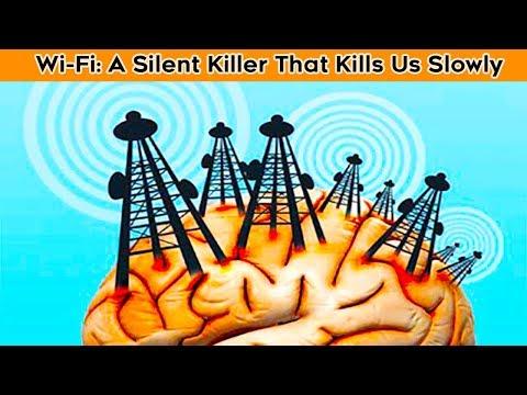 Wi-Fi: A Silent Killer That Kills Us Slowly- By Healthy Ways