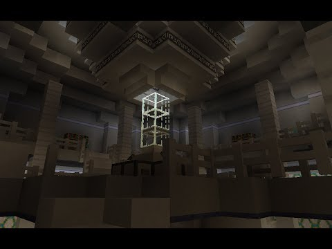 Minecraft: TARDIS Build Tutorials ep 1