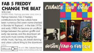 Download Fab 5 Freddy - Change The Beat Video