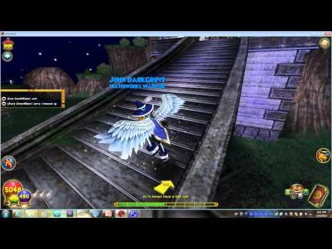 wizard101 watchtower, waste of crowns