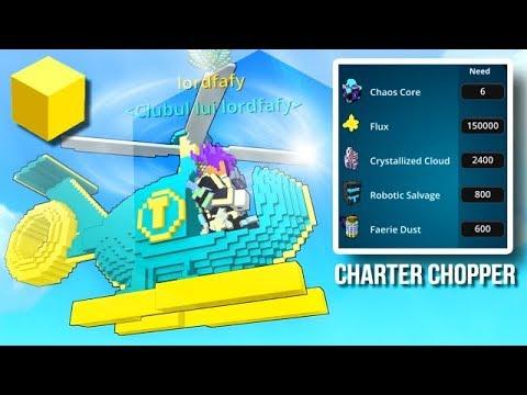 Trove - Best Chaos Chest TOP LOOT | Charter Chopper!
