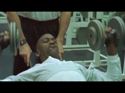 Michael Jordan Rare Workout Footage: Mind of a Champion