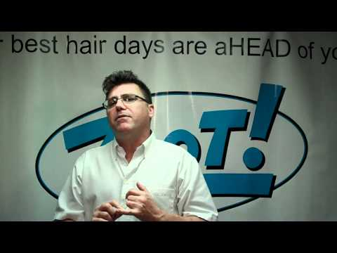 Reduce static in your hair - top five tips - Ivan Zoot
