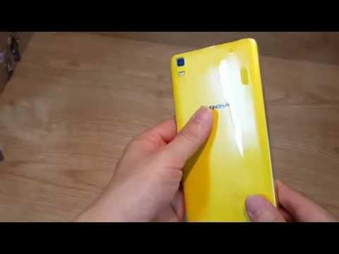 Original K3 Note Case Ultra-thin Clear Transparent TPU Case For lenove Lemon K3 Note K50-T5