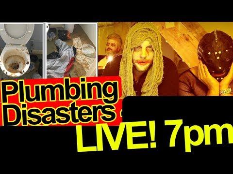 LIVE HALLOWEEN DISASTERS