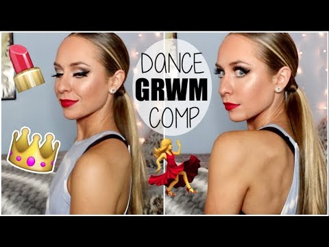 Get Ready With Me: Dance Competitions | GRWM