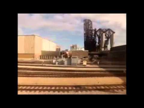 Amtrak Texas Eagle Part 1-Chicago to St. Louis