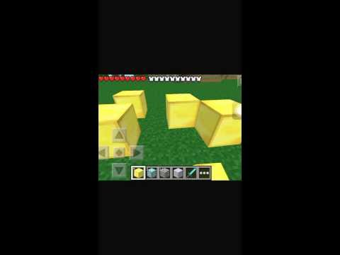 How to spawn a nether castle with the nether-reactor on minecraft pocket -edition