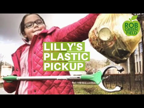 Lilly's Plastic Pickup