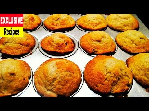 How to make fluffy and moist muffins at home