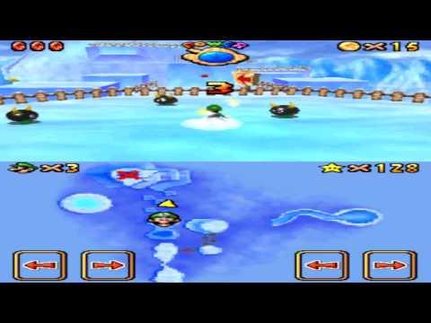 How to Unlock Wario in Super Mario 64 DS