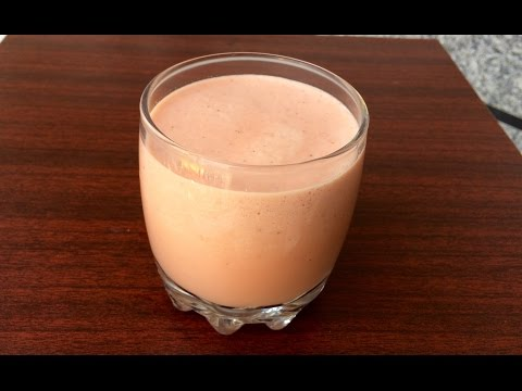 Carrot Milkshake | Kitchen Time with Neha