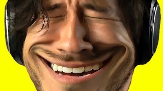MARKIPLIER LAUGHING AT STUPID SH!T | Jackbox 5: Patently Stupid